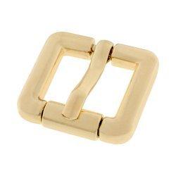 Klamra do pasków typu K450 20 mm złota