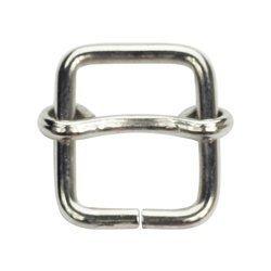 Metalowy regulator 10x14 do pasków 100 szt.